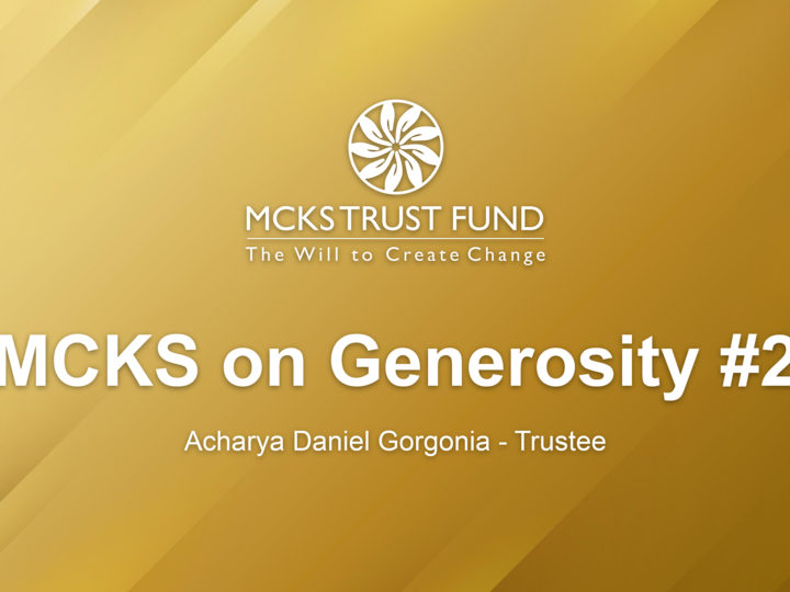 MCKS on Generosity 02